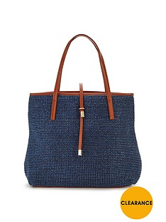 v-by-very-metallic-raffia-bagnbsp