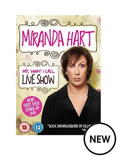 miranda-hart-my-what-i-call-live-show