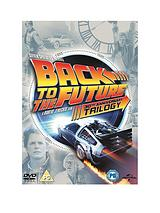 Back to the Future 1-3 30th Anniversary DVD Trilogy
