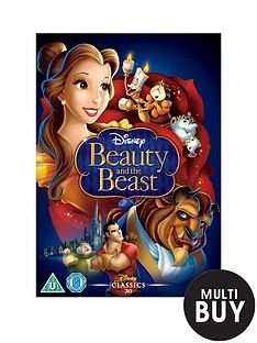 disney-beauty-and-the-beast-1991-dvd