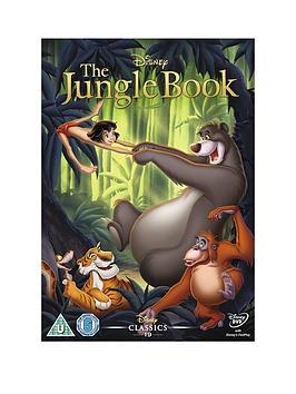 Disney The Jungle Book (1967) Dvd