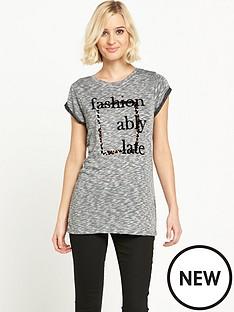 river-island-slogan-print-t-shirt