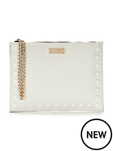 lipsy-studded-clutch-bag