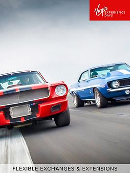 virgin-experience-days-mustang-blast-in-a-choice-of-15-locations