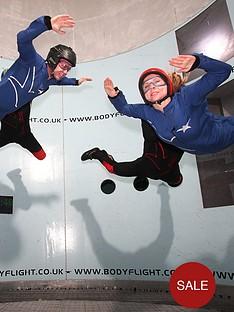 virgin-experience-days-indoor-skydiving-experience-at-bodyflightnbspinnbspmilton-ernest-bedfordshire