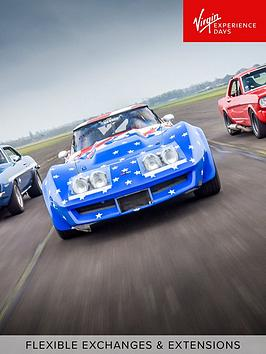 Virgin Experience Days Virgin Experience Days Triple American Muscle Car  ... Picture