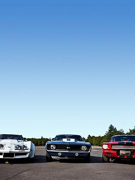 virgin-experience-days-triple-american-muscle-car-blast-plus-high-speed-passenger-ride-in-a-choice-of-over-15-locations