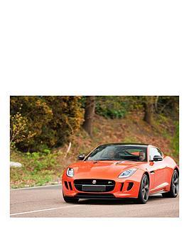 virgin-experience-days-jaguar-f-type-thrill-plus-high-speed-passenger-ride
