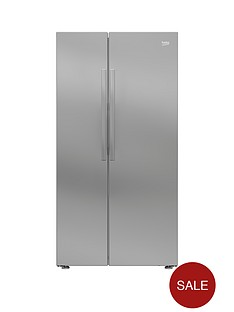 beko-ras121l-usa-style-fridge-freezer-silver