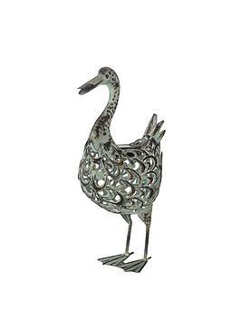 smart-garden-metal-silhouette-duck-light