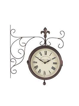 smart-garden-marylebone-station-clock-amp-thermometer-8inch