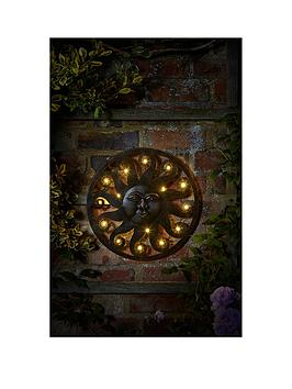 smart-solar-in-lit-wall-deacutecor-celestial-sun-12-warm-white-leds