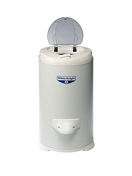 White Knight 28009 Gravity Spin Dryer