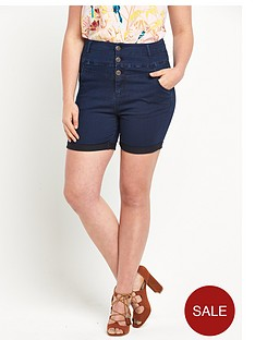 so-fabulous-super-soft-high-waist-denim-shorts