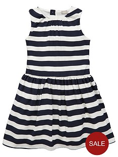 name-it-girls-stripe-dress-with-tulle-lining