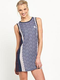 adidas-originals-originals-shell-tile-printed-dress
