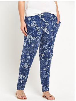 so-fabulous-print-jersey-peg-trousers