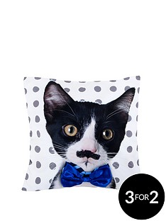 polka-dot-cat-cushion-43-x-43cm