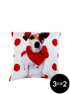 polka-dot-dog-cushion-43-x-43cm