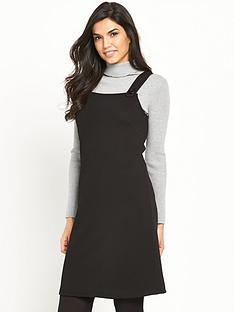 v-by-very-button-detail-pinafore-tunic