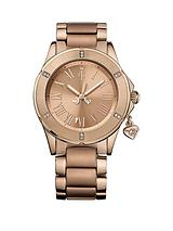 Glam Sport Rose Gold Tone Dial Rose Gold Bracelet Ladies Watch