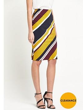 v-by-very-stripe-print-pencil-skirt