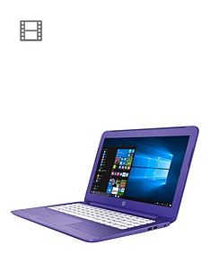 hp-hp-stream-13-c101na-intel-celeron-2gb-ram-32gb-ssd-storage-133-hd-antiglare-flat-laptop-violet-purple