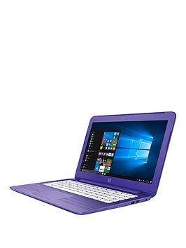 hp-hp-stream-13-c101na-intel-celeron-2gb-ram-32gb-ssd-storage-133-hd-antiglare-flat-laptop-violet-purple
