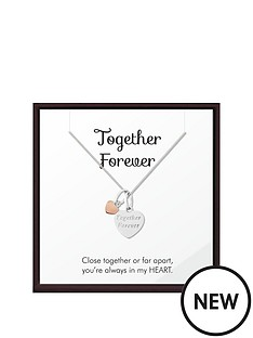 keepsafe-sterling-silver-and-rose-rhodium-together-forever-heart-pendant