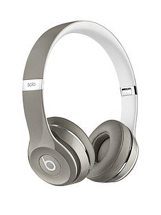 beats-by-dr-dre-solo-2-on-ear-luxe-edition-headphones--silver