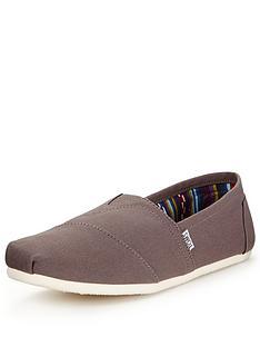 toms-classic-slip-on-shoe-grey