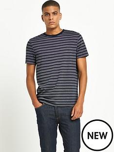 river-island-short-sleeved-jacquard-tshirt