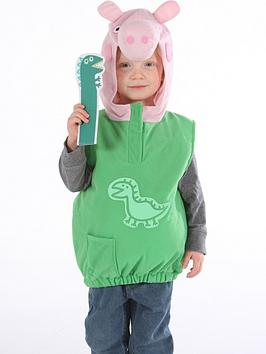 Peppa Pig George Dino Pig  ChildS Costume