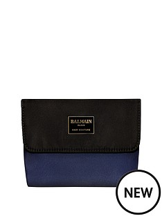 balmain-cosmetic-bag-blueblack