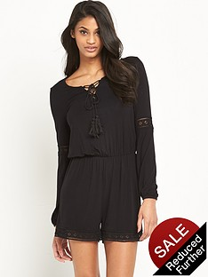 v-by-very-tassel-tie-crochet-jersey-playsuit