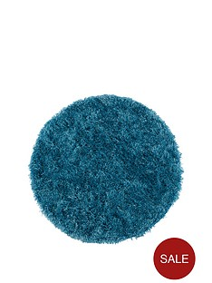 luxury-tonal-shaggy-circle-rug