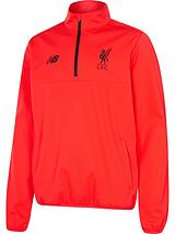 Liverpool FC Mens Training 1/2 Windblocker Jacket