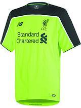 New Balance Liverpool FC 3rd Mens Short Sleeved Shirt