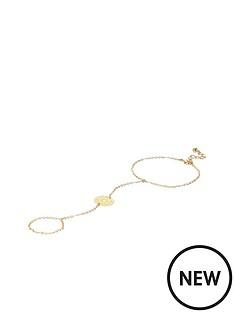 river-island-river-island-filigree-bracelet-amp-ring-combo