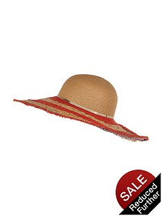 river-island-frayed-edge-floppy-hat
