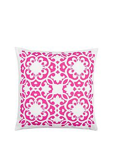 fearne-cotton-tile-print-cushion-43-x-43cm