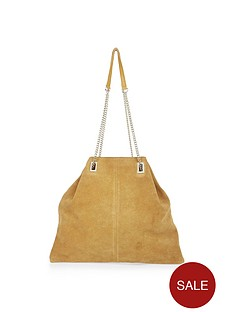 river-island-suede-chain-handle-slouch-shoulder-bag