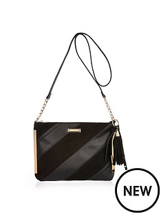 river-island-stripe-crosbodynbspbag