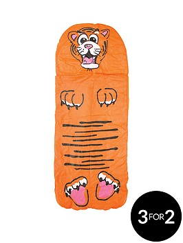 yellowstone-jungle-sleeping-bag-tiger