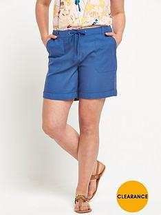 so-fabulous-linen-turn-back-cuff-shorts