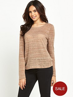 glamorous-wrap-over-fine-knit
