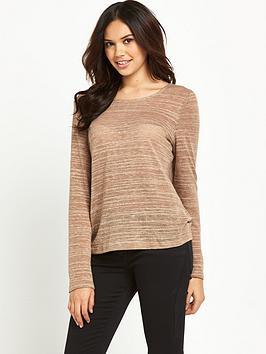 glamorous-wrap-over-fine-knit