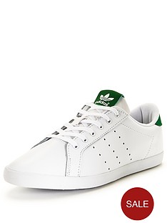 adidas-stan-smith-shoe-whitegreennbsp