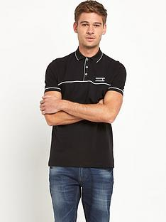 foray-clothing-ltd-jacquard-mens-polo-shirt