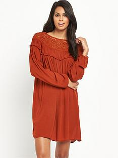 v-by-very-crochet-neck-tunic-dress